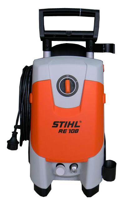 инструкция мойка Stihl Re 108 - фото 4
