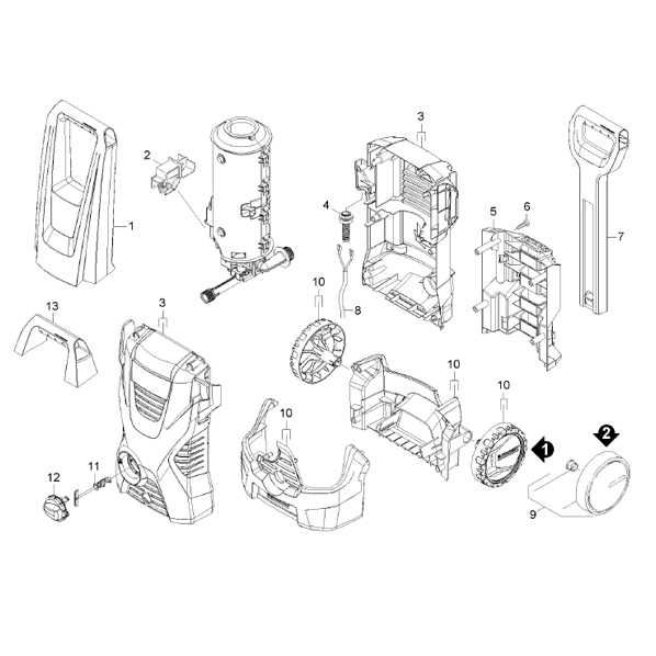 Инструкция Керхер К 2.300 - фото 4
